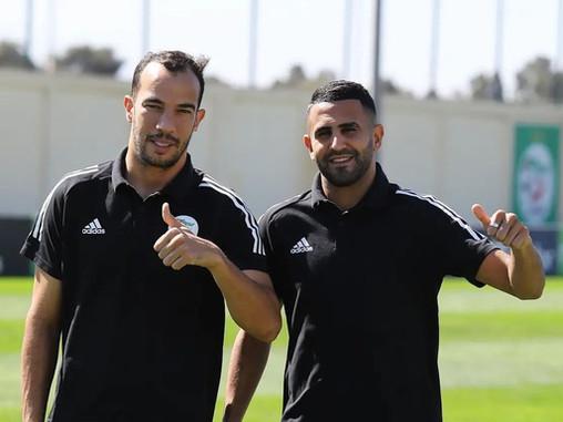 Riyad Mahrez stars for Algeria – Manchester City International Roundup (08/10/21)
