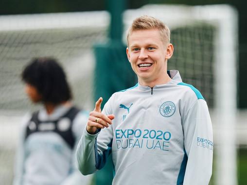 Oleksandr Zinchenko and Ilkay Gundogan provide Manchester City injury boost