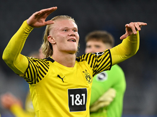 Reports: Mino Raiola set to hold Erling Haaland talks with Manchester City in January