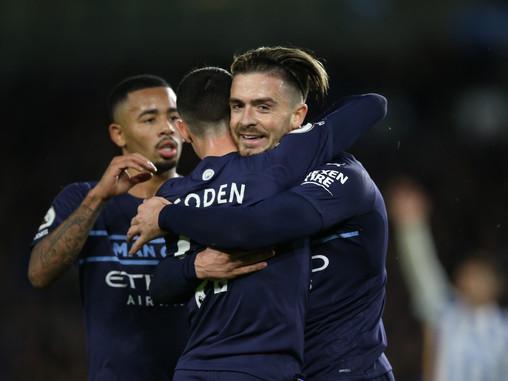 Phil Foden revels, Bernardo marvels as City crush Brighton – Brighton 1-4 Manchester City Review