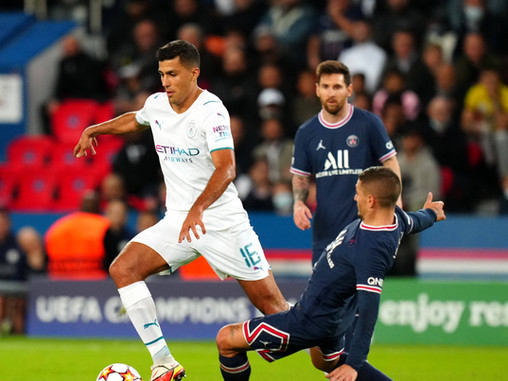 Rodri the positive on disappointing night in Paris – Paris Saint-Germain 2-0 Manchester City Review