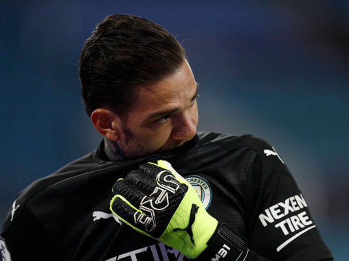 Reports: Ederson set for 2028 Manchester City contract extension