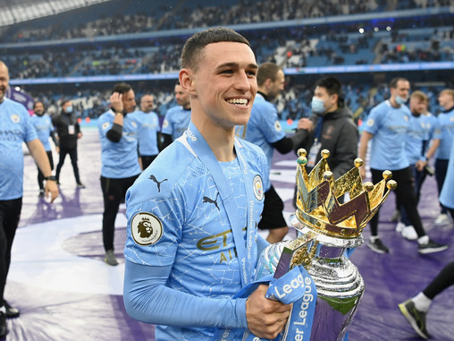 Phil Foden headlines Manchester City Ballon d'Or nominations