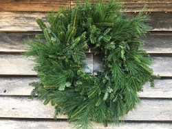 Fraser Fir / White Pine Wreath