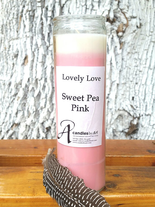 Lovely Love Sweet Pea Pink