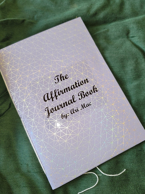 The Affirmation Journal Book