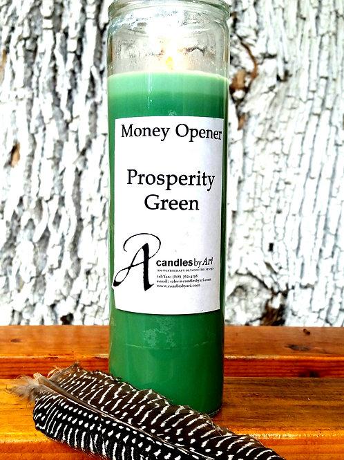 Money Opener Prosperity Green