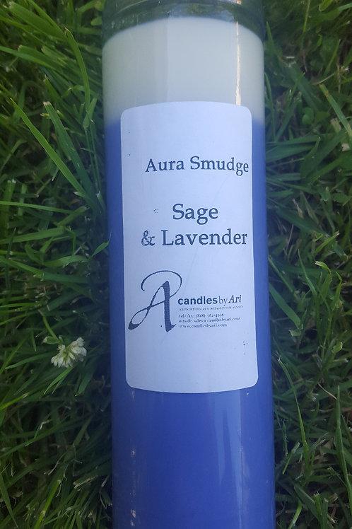 Aura Smudge Sage & Lavender