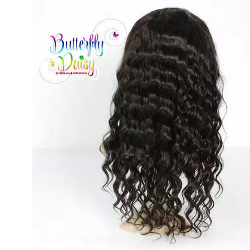 B.D. LOOSE WAVE  LACE FRONT WIG