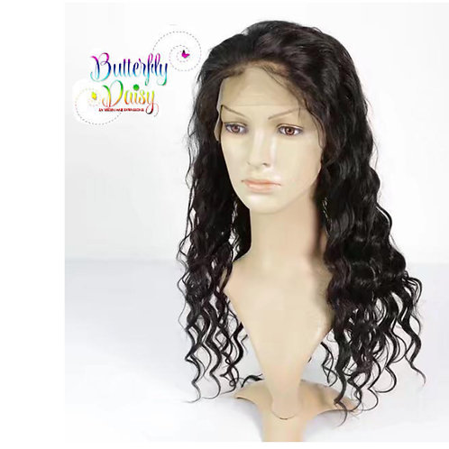 B.D. LOOSE WAVE FULL LACE WIG