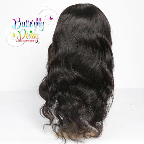 B.D. BODY WAVE  LACE FRONT WIG