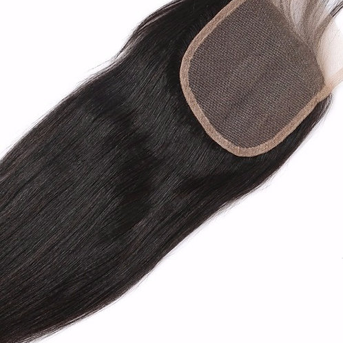 NATURAL TEXTURE RELAXED CLOSURE