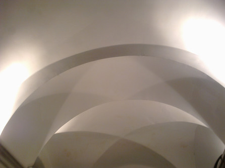 Wo ist das Licht? - Wo ist das Gewölbe?... Schattendesign mit Licht