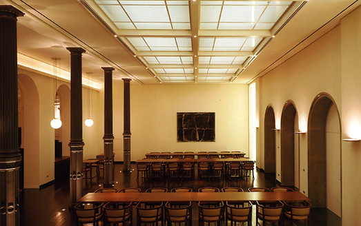 Lichtdesign in klassischer Bestandsarchitektur
