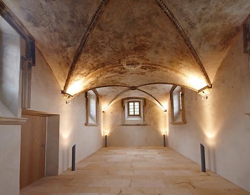 In Eschbach wurde der Renaissancebau Weinstetter Hof durch Architekt Mario Eggen und unser Licht wiederbelebt