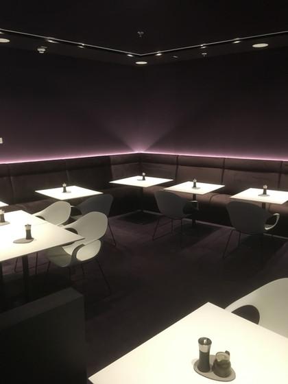 Ein Restaurant in Stuttgart - Atmosphäre für den Augenblick des Speisens