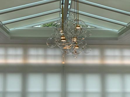 Transparente Glaslichter aus Italien