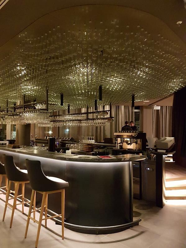 Hotelbar in München - cool light fürs Steigenberger