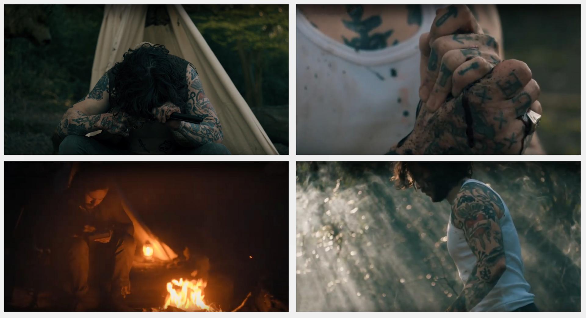 BLAKE, 'Ain't found no Gold' music video, Apr 2017