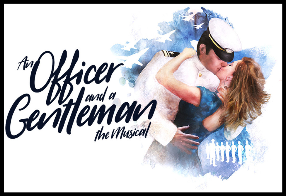 'An Officer and a Gentleman the Musical', touring production; Role: Soft furnishings prop maker