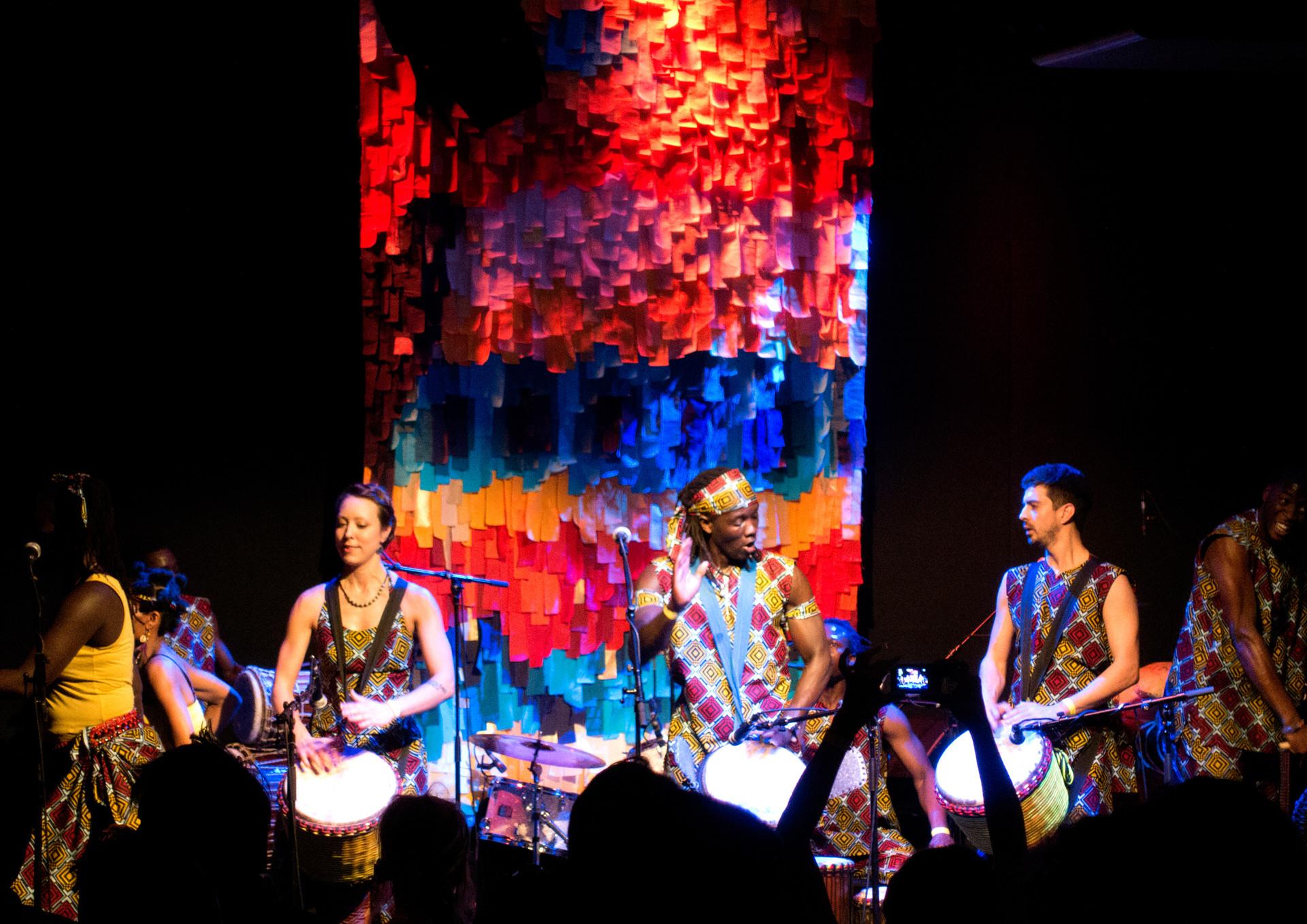 Diabel Cissokho, 'Tambacounda Express', album launch, Richmix Cultural Foundation, June 2016