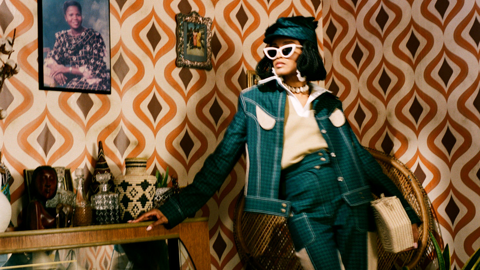 "Tolu Coker ""SORO SOKE: Diaspora '68"", fashion video; Role: Production Designer"