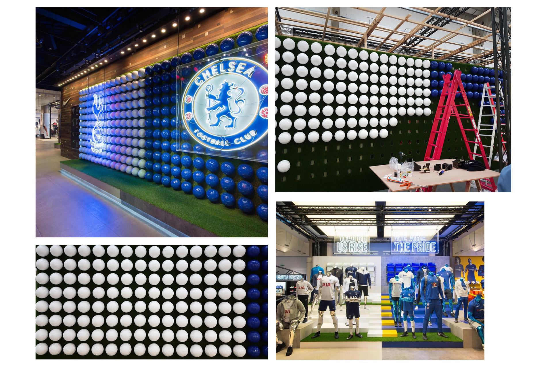 Nike Town, Chelsea & Tottenham new kit launch, Jun 2017