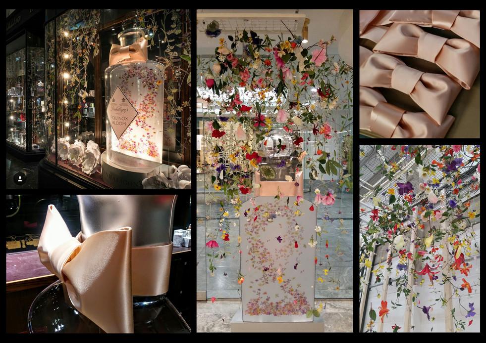 Penhaligon's, 'Equinox' perfume launch; Role: Maker & set dresser