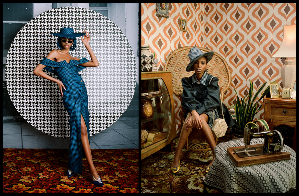 "Tolu Coker ""SORO SOKE: Diaspora '68"", fashion video; Role: Set Designer"