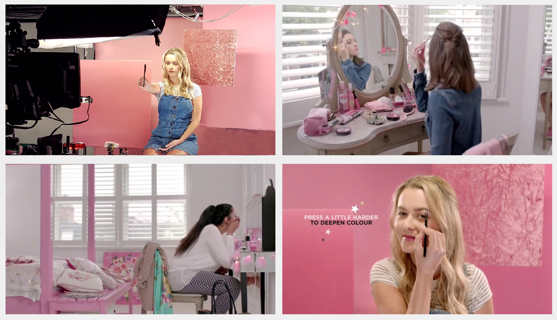 Soap & Glory, Instagram commercials, May 2017