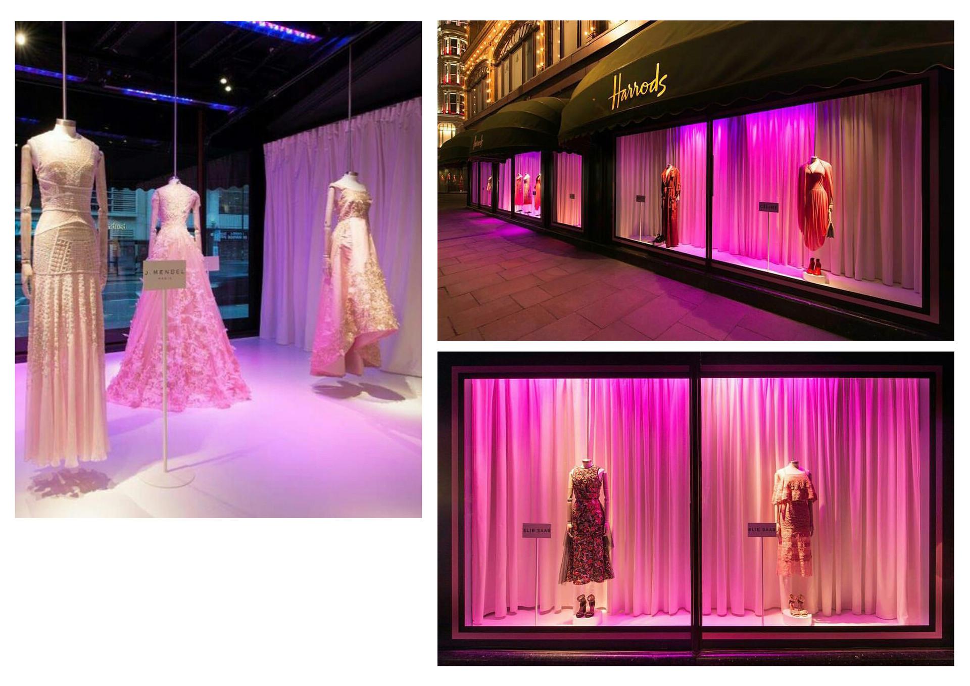 Harrods, new S/S17 designer collections launch, Jan 2017