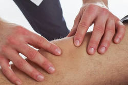 knee problems helped with bowen therapy