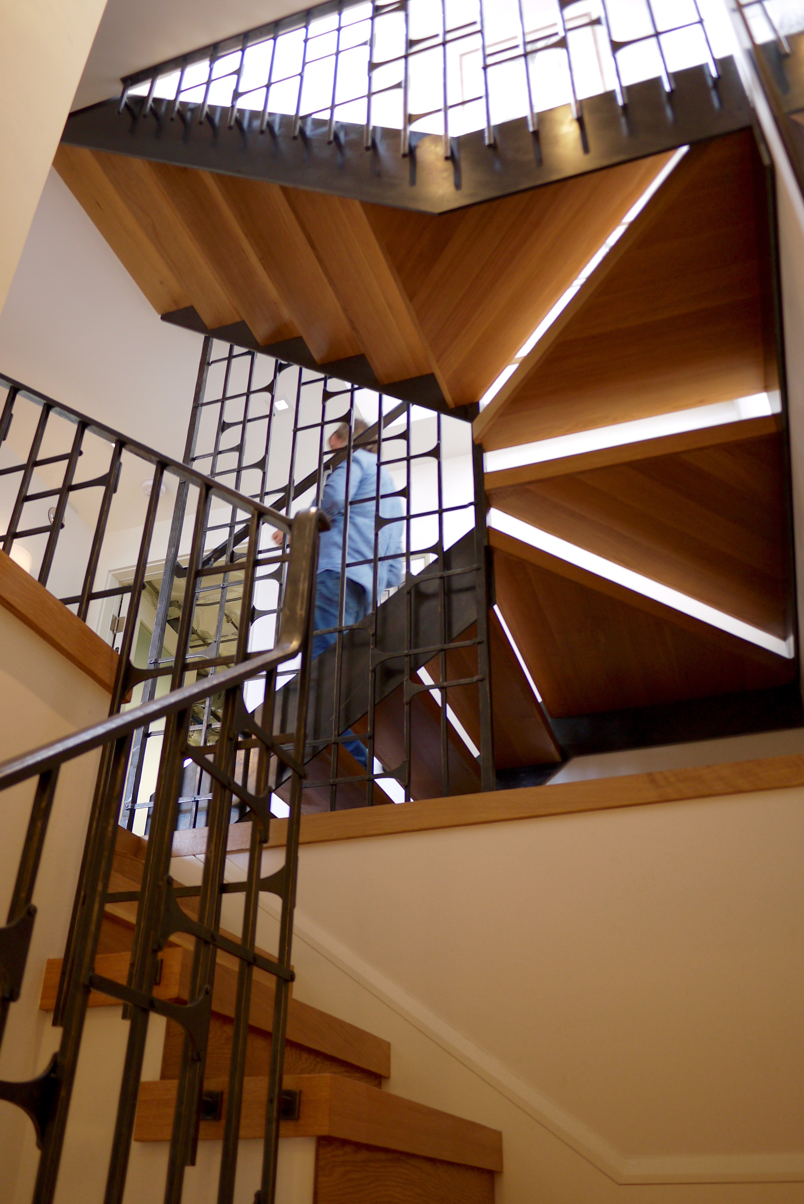 Laidley St #2 - Custom Stair