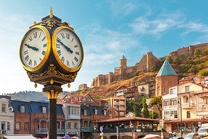 Amazing-view-of-City-clock-Old-Meidan-Sq