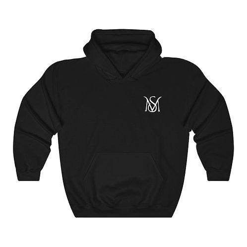 LOMS in Back - Unisex Heavy Blend™ Hooded Sweatshirt
