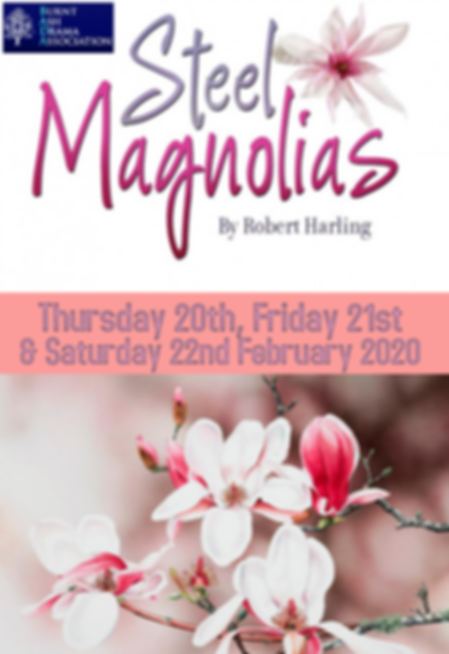Steel Magnolias at Burnt Ash Drama Assoc