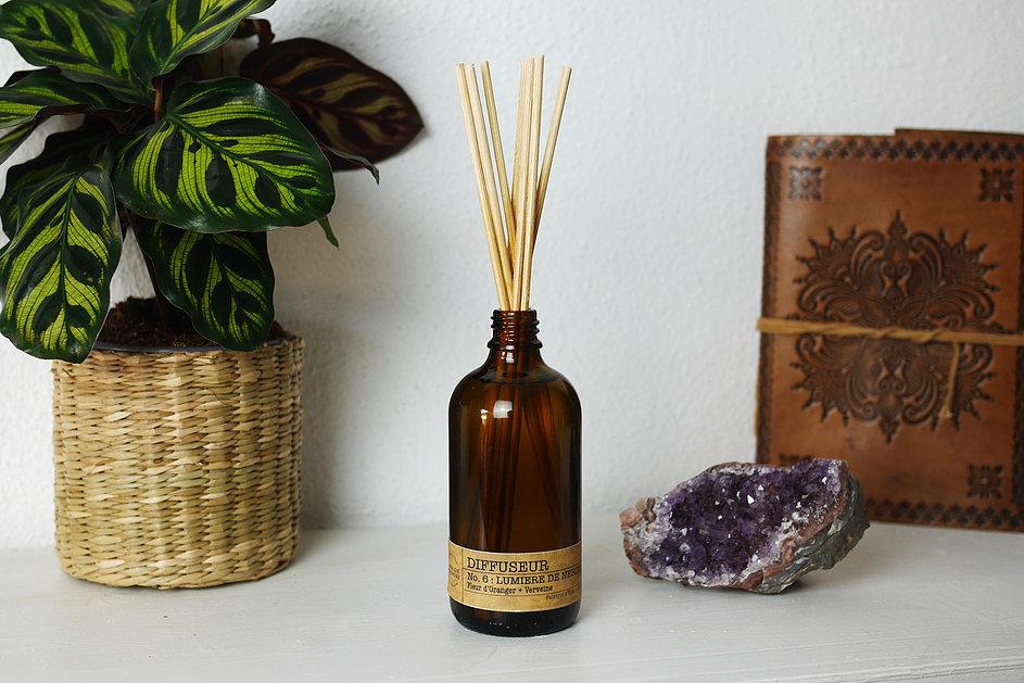 Diffuseur de parfum Lumière de Neroli   La Bougie Herbivore
