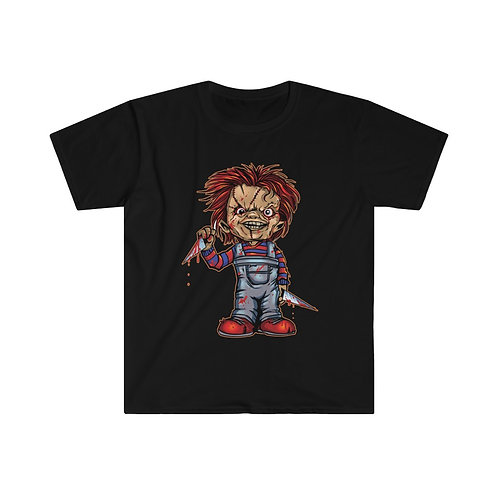 Chuckie T-shirt (Dark Version)
