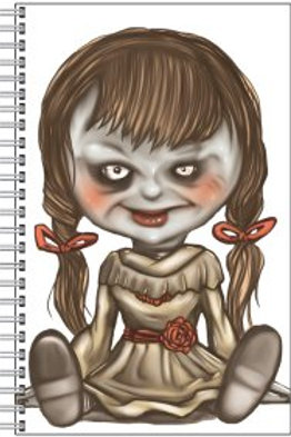 Annabelle Notebook