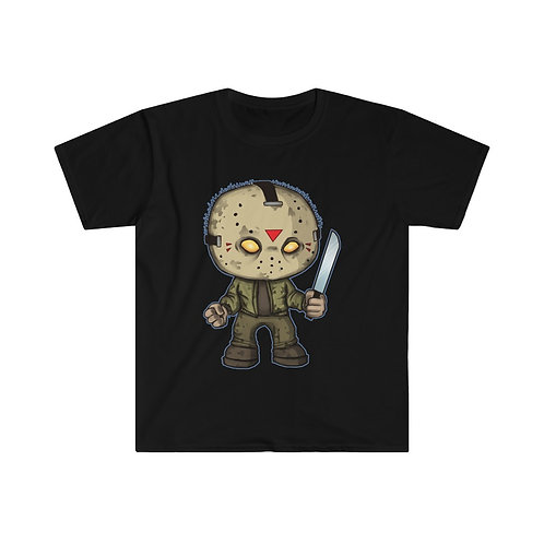 Jason T-shirt (Dark Version)
