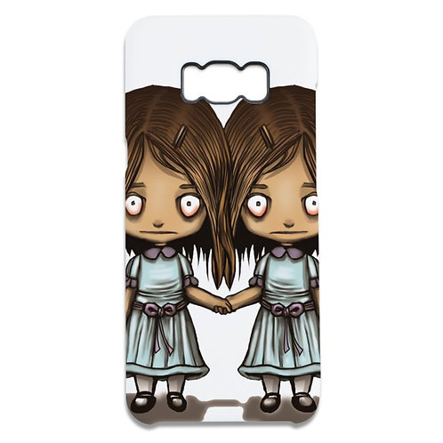 Twins Samsung Phone Cover