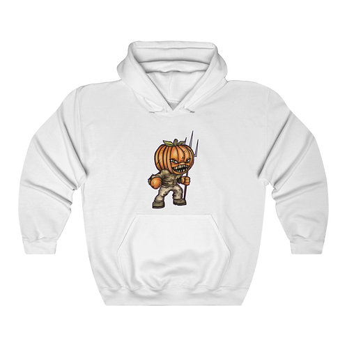 Pumpkin Head Unisex Heavy Blend™ Hooded Sweatshirt