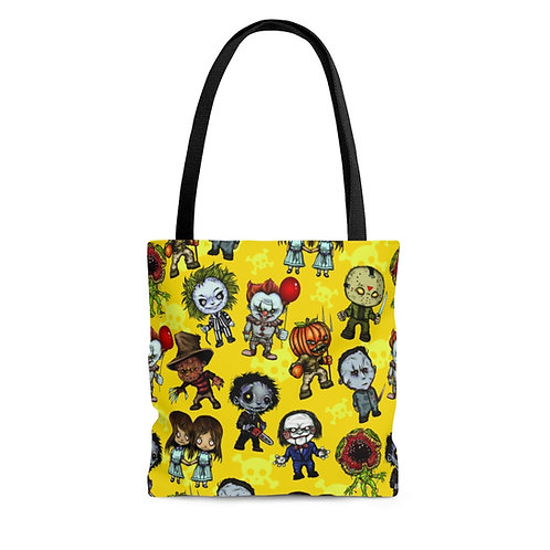 Chuckie & Friends Tote Bag