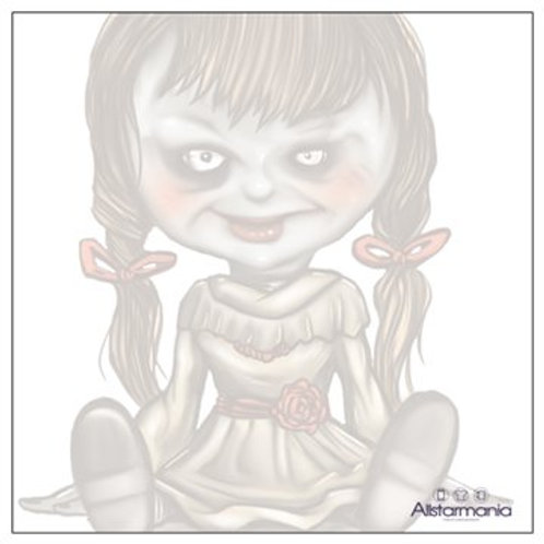 Annabelle Sticky Note Pad