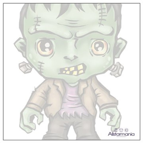 Frankenstein Sticky Note Pad