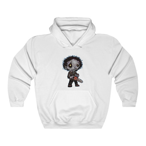 Leatherface Unisex Heavy Blend™ Hooded Sweatshirt