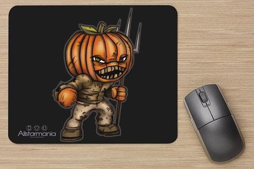 Pumpkin Head Mouse Pad