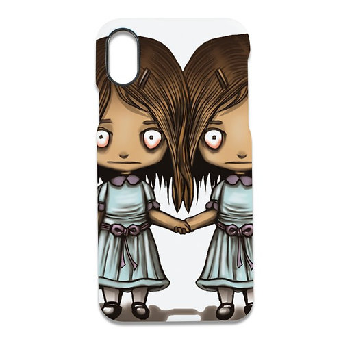Twins iPhone Cover