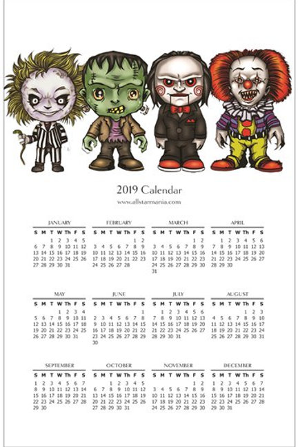 Poster Calendar 2