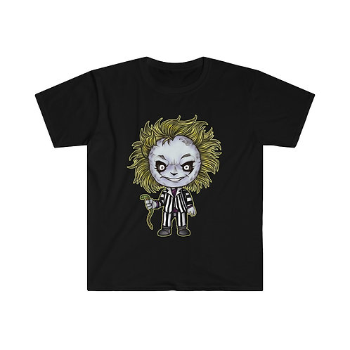Beetlejuice T-shirt (Dark Version)